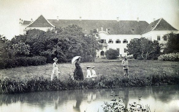 The way they were - life at Banffy Castle in 1890