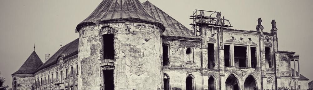 A final glimpse - Banffy Castle