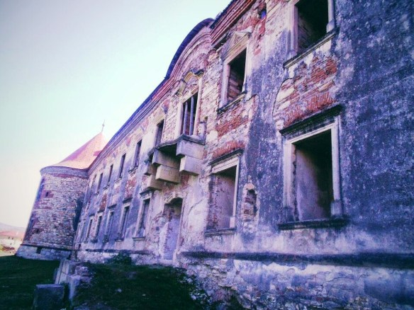 A lasting impression - Banffy Castle