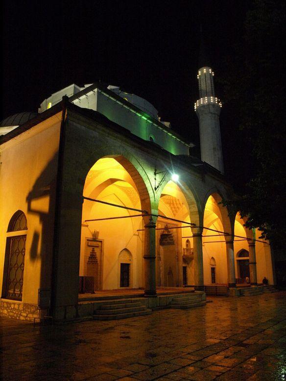 Gazi Husrev-beg Mosque in Sarajevo