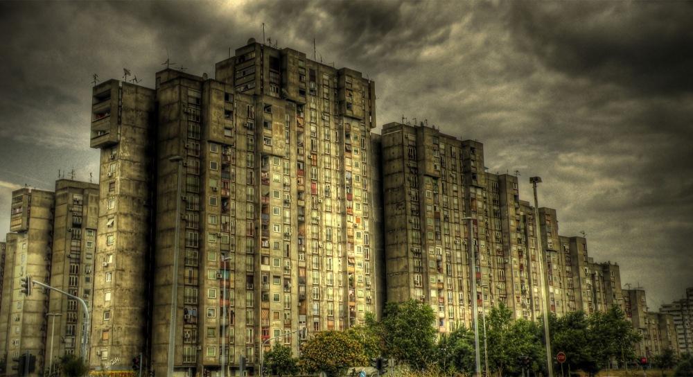 Novi Belgarde - Tito's towers