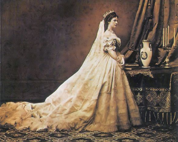 Elisabeth as Queen of Hungary