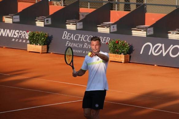 A dream come true - Marton Fucsovics became the first Hungarian men's tennis player in the top 100 since 2003
