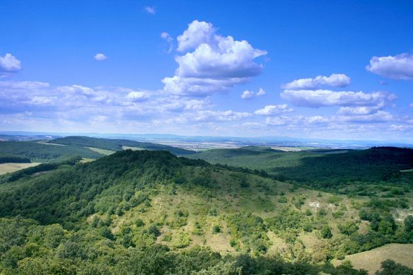 Remote & beautiful - Nograd County in northern Hungary