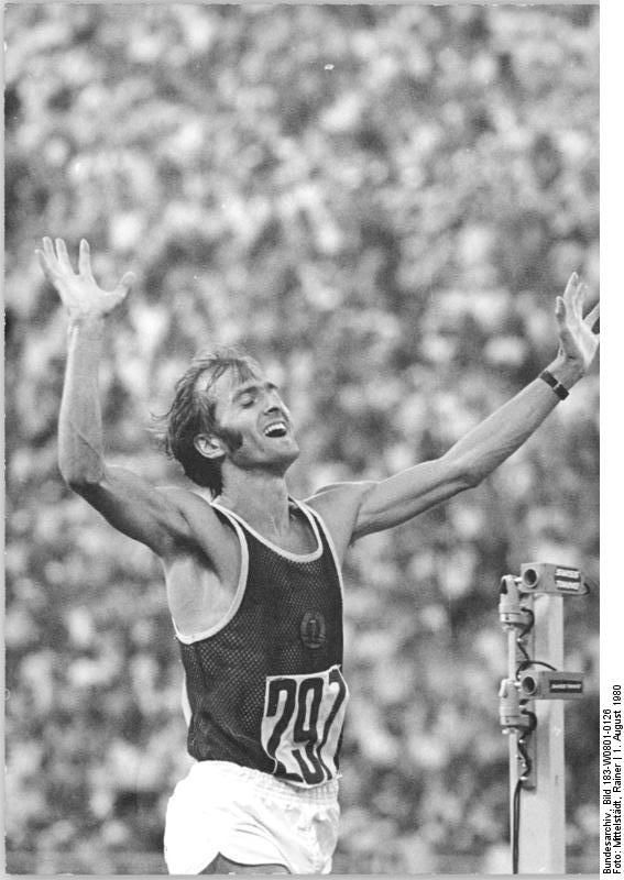 Waldemar Cierpinski - The dubious two-time Olympic marathon champion