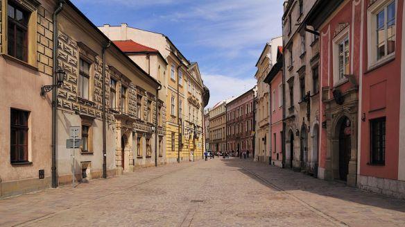 Kanonicza Street in the Old Town - Kraków