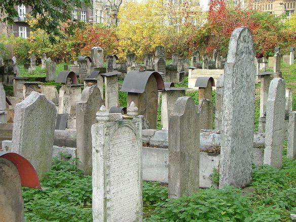Remuh (Old Jewish Cemetery) - in Kazimierz