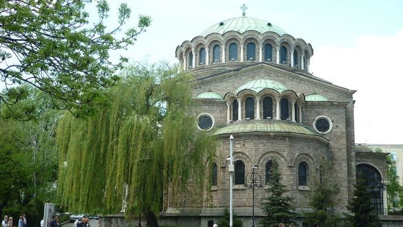 St. Nedelya Church as it looks today