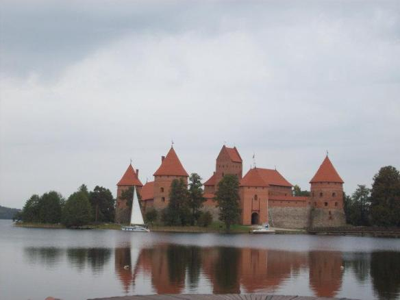 A Magic Moment - Lake Galve & Trakai Island Castle