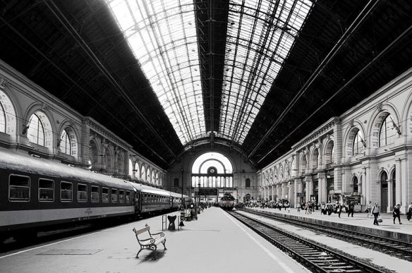 The Mystery Never Ends - Keleti Station in Budapest