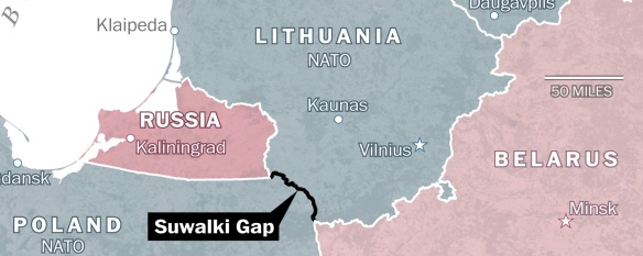 The Suwalki Gap