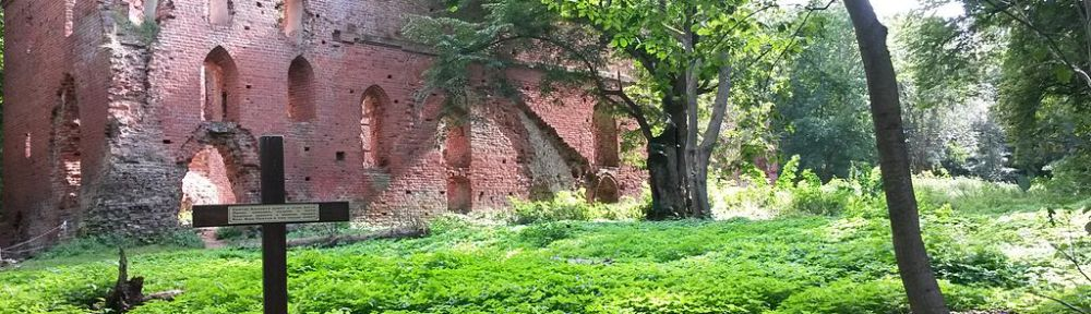 Balga Castle - where the Teutonic Knights reigned supreme