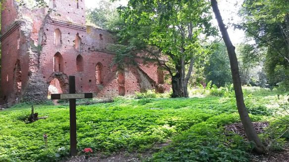 Balga Castle - where the Teutonic Knights reigned supreme