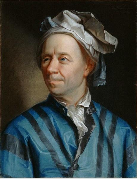 Leonhard Euler - mathematical genius