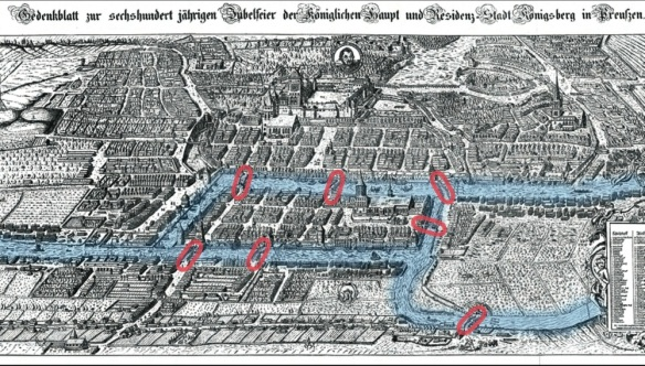 The Seven Bridges of Konigsberg