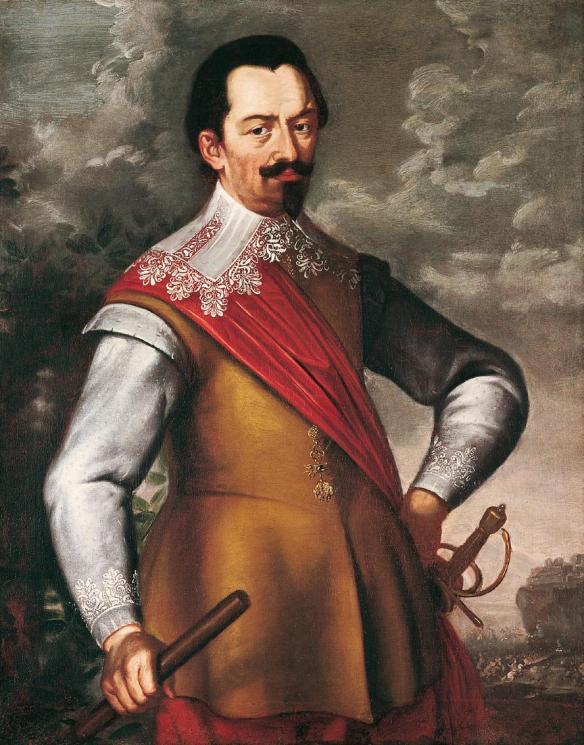 Albrecht von Wallenstein - The Generalissmus