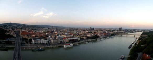 Bratislava by the Danube