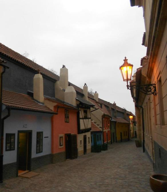 Golden Lane - Prague Castle