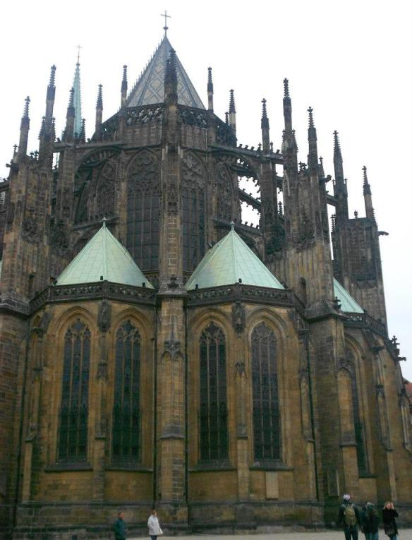 The Gothic - St. Vitus Cathedral