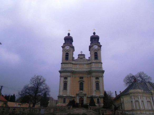 The Parish Church - Tata Hungary