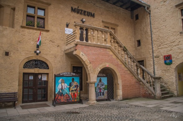 Zempleni Museum at Rackozi Var in Szerencs