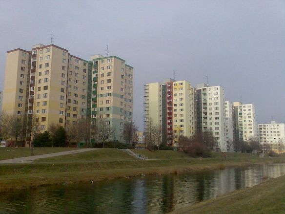 A little bit less than awful - Petrzalka