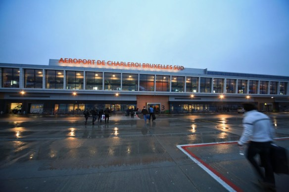 In Transit - Brussels-South Charleroi Airport