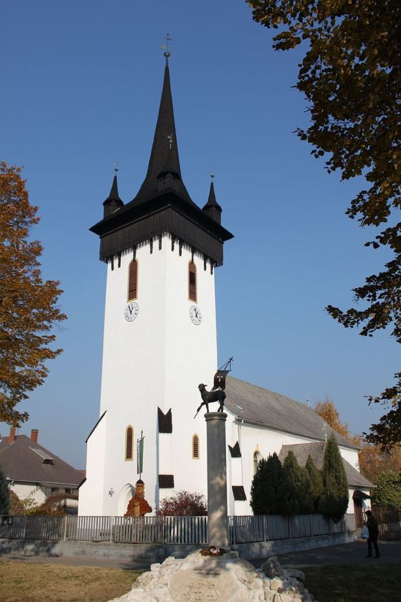 Reformed Church in Fehergyarmat