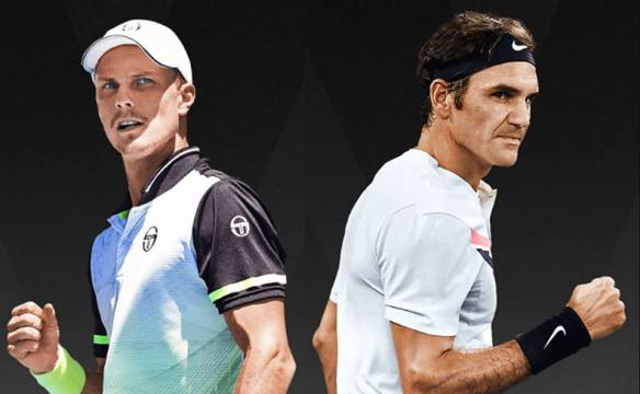 The ultimate challenge - Fucsovics faces Federer in the 4th Round of the Australian Open
