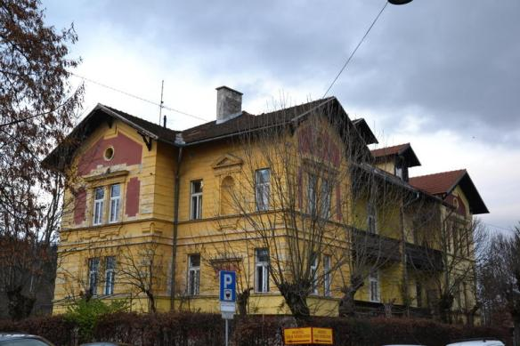 Vila Veselova - More Like A Mansion
