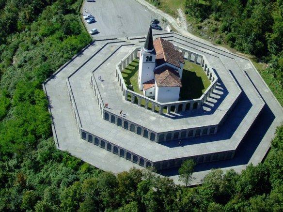 Italian Charnel House - Kobarid