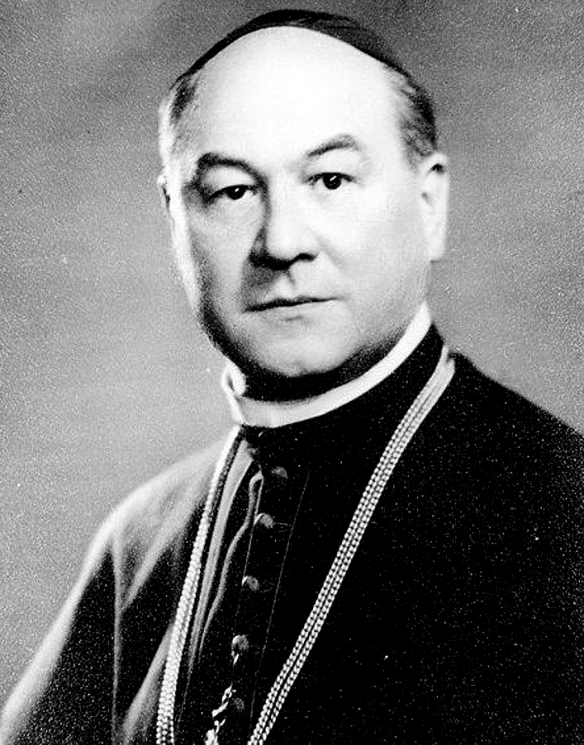 Vilmos Apor - Bishop of Gyor