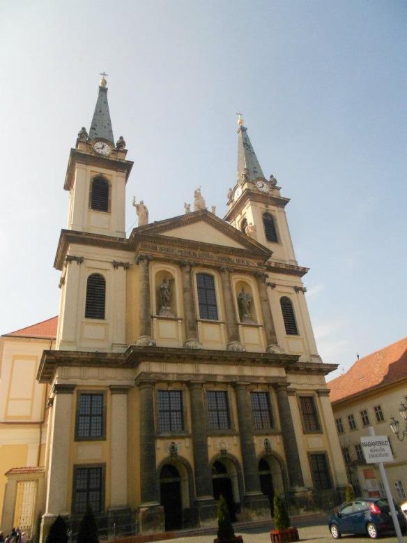 Szombathely Cathedral