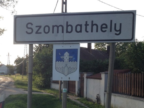 "Szombathely - ""Saturday place"""