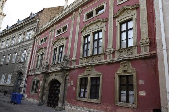 Bezerédj House in Sopron