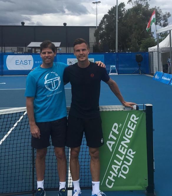 Coach & mentor - The next phase of Attila Savolt career