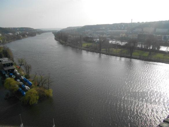Looking Back & Looking Forward - The View From Vysehrad