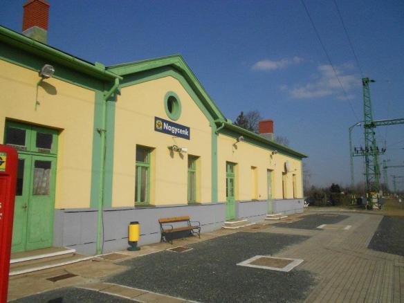 Neat & Tidy - The Nagycenk Train Station