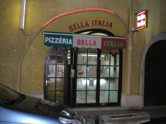 Pizzeria Bella Italia in Sopron