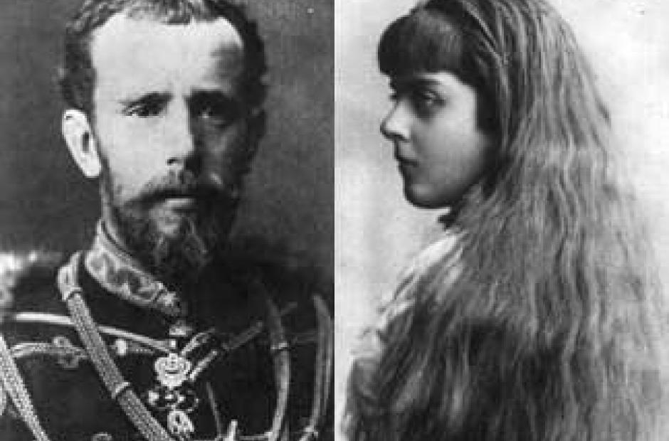 United by fate - Crown Prince Rudolf & Mary Vetsera
