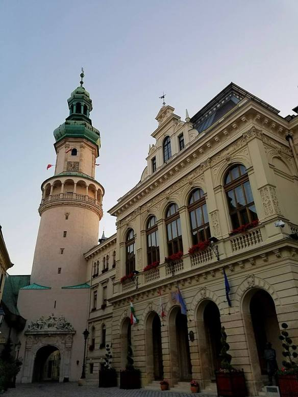 Worth more than a visit - History and beauty in Sopron