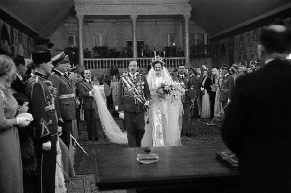 A Match Made In Albania - Wedding of King Zog and Geraldine Apponyi