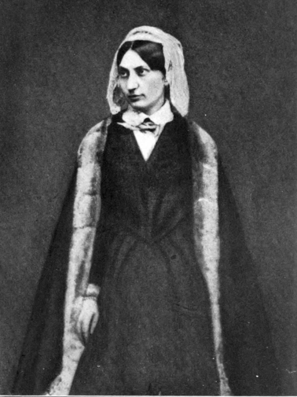 Countess Caroline Sayn-Wittgenstein in 1847 - The year she met Liszt