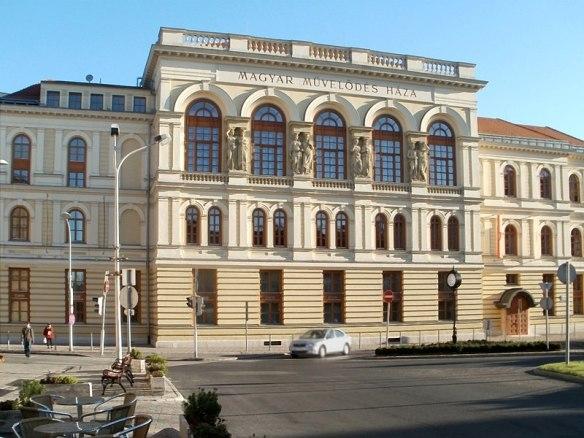 Ferenc Liszt Cultural Center - Former Casino in Sopron