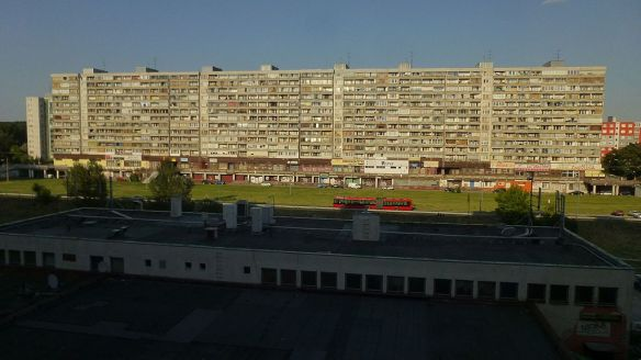 Rooms with a view - Petrzalka