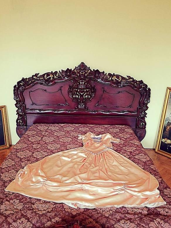 An empty dress - Wenckheim Palace
