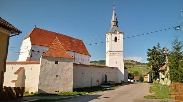 Arsenal of Tradition - The Fortified Church in Darjiu