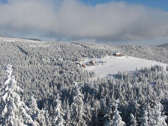 Frozen out - Winter in Szekely Land