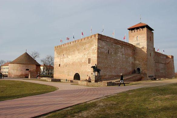 Open to history - Gyula Castle