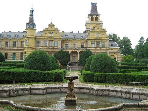 A Feat of Imagination - Wenckheim Palace in Szabadkigyod